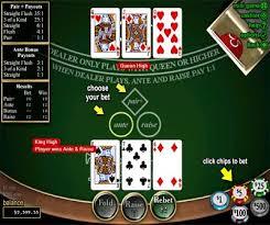 poker ante